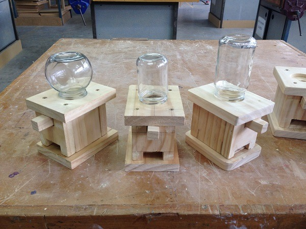 Candy Dispensers Finished