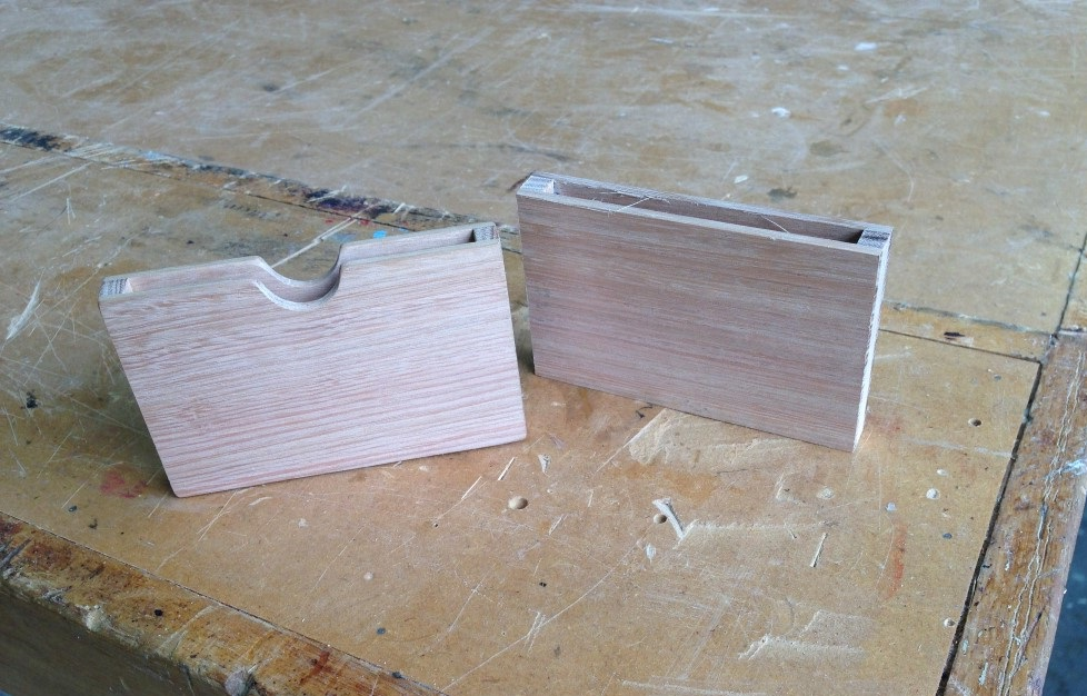 Wooden Wallets